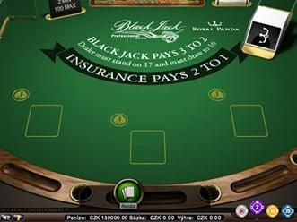 Blackjack gratuit