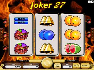 Kajot Joker 27