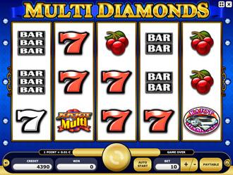Multi Diamonds