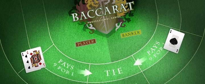 Baccarat en ligne