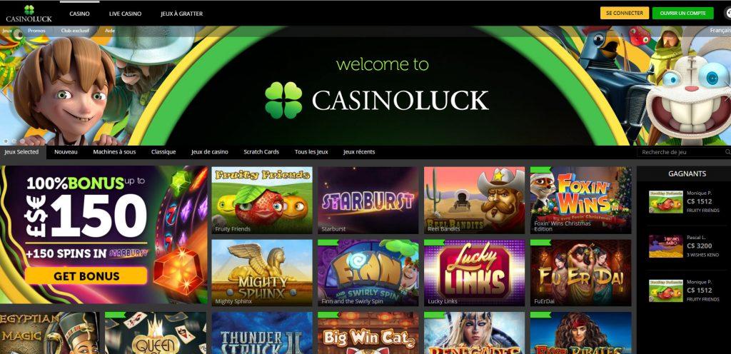 Casino Luck CH