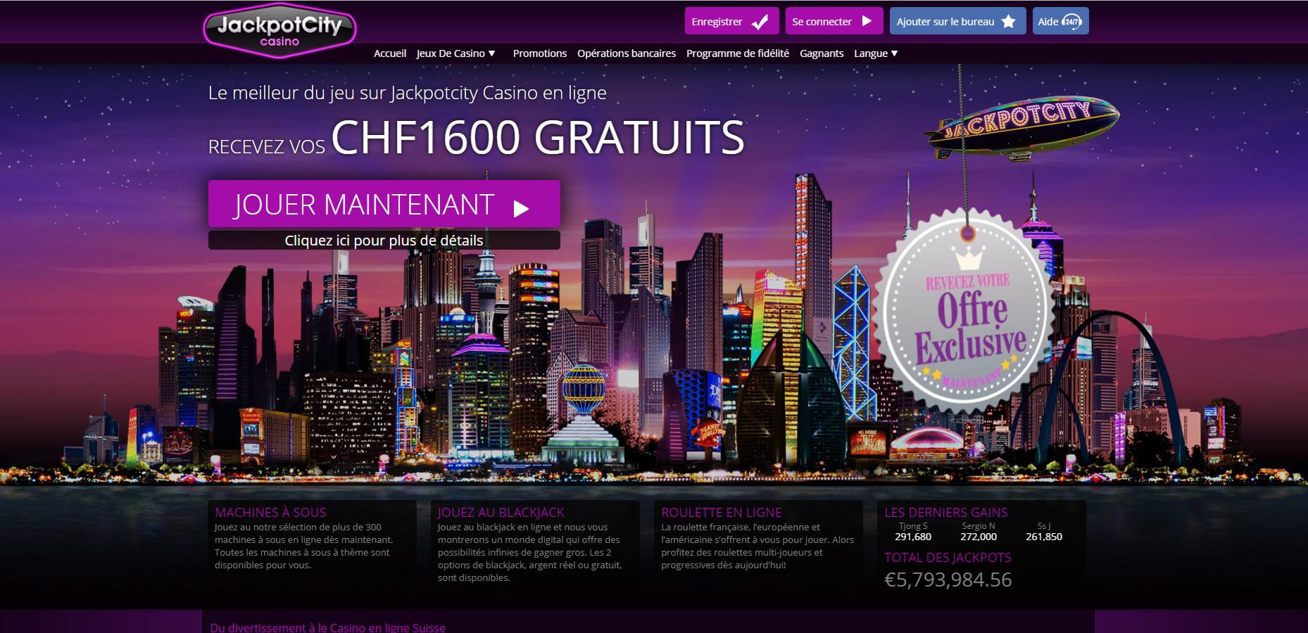 Jackpot city casino avis uitbetaling klaver casino