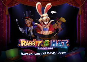 Rabbit in the Hat machine à sous