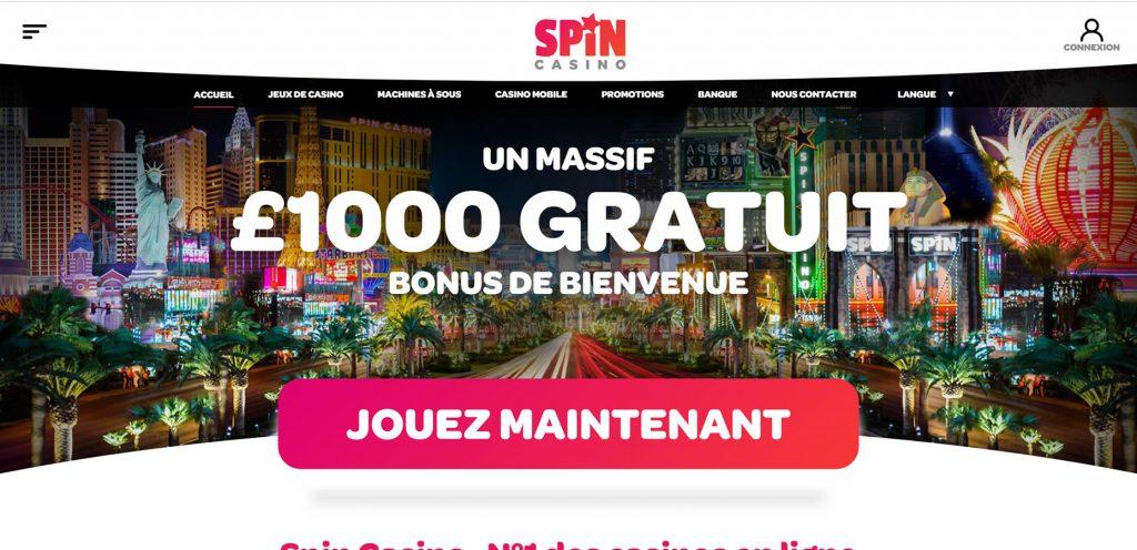 Spin Casino FR